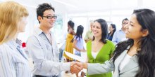 Networking can be a very rewarding business and relationship-building activity. Photo / Thinkstock