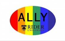 The Rider Allies Program Logo