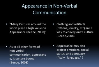 Books on nonverbal communication
