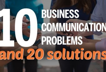 Business Communication problems solutions