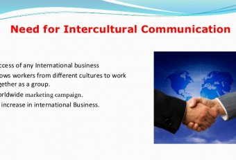 Intercultural business communication India