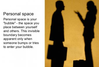Nonverbal communication Space