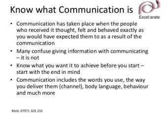 Tips for effective business communication
