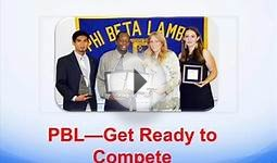3.12.2014-PBL Competitive Events-Get Ready to Compete