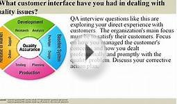 132 QA interview questions and answers