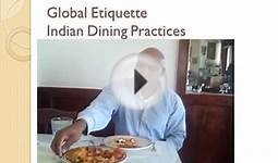Aaron Ford - India Nonverbal Communication & Global Etiquette