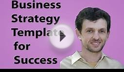 Business Strategy Template for Success