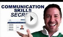 Communication Skills Training: body language secrets