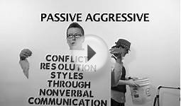 Conflict Resolution Styles Through Nonverbal Communication