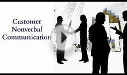 Customer Nonverbal Communication - Tone of Voice #2
