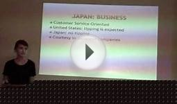 Effective Business Communications in Japan