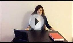 Esther Kim Video Resume Skills