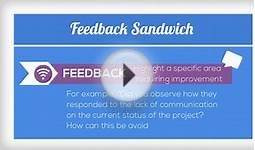 Feedback Sandwich in Communication Skills Training