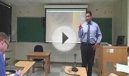 My Teaching Demonstration: Nonverbal Communication (Texas