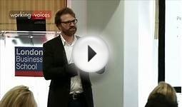 Nick Smallman - London Business School Talk Part 1 - Integrity