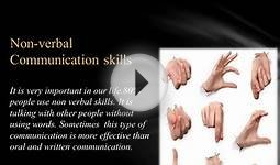 Non Verbal communication skills by Sukhdeep Guron