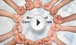 NonVerbal Communication PowerPoint (PPT) Modern Content Sample