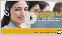 SAP Business Communications Management: Integrated