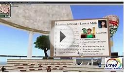 Second Life: English language training for people who
