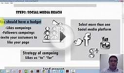 Social Media Marketing Strategy for Small Business 2015