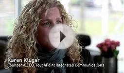 The MasterCard Business Network presents TouchPoint