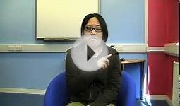 Uru-on talks about Intercultural Communications MA at