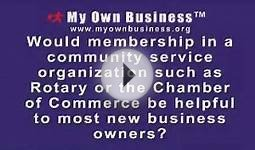 Your Business, Community Organizations